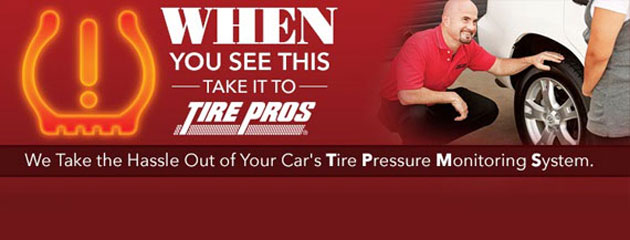 Tire Pros TPMS