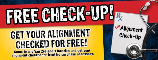 Free Check Up