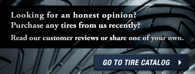 Leave Us A Tire Review