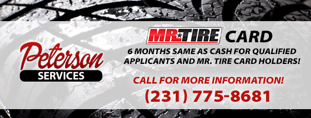 Mr. Tire Card