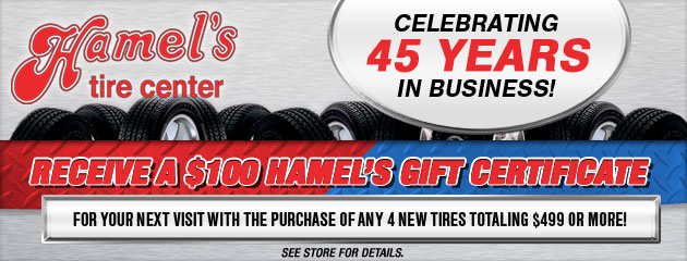 Hamels Anniversary Special!