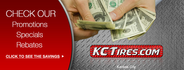 KC Tire Savings