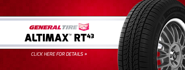 General Altimax RT43 Tires