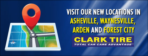 Clark Tire New Locations
