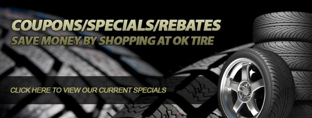 OK Tire, Inc._Coupon Specials