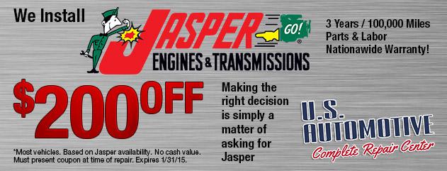 $200 Off Jasper