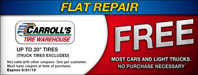 Flat Repair