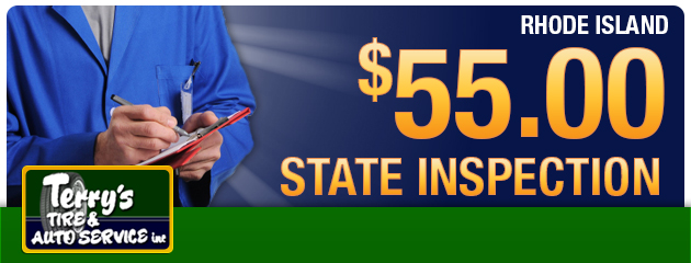 Rhode Island state Inspection $55.00