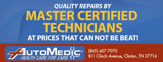 Quality repairs by Master Certified Technicians at prices that can not be beat!