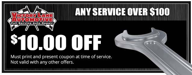 $10 OFF ANY SERVICE OVER $100!