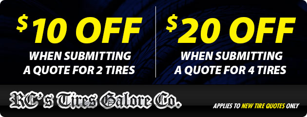 Tire Special!