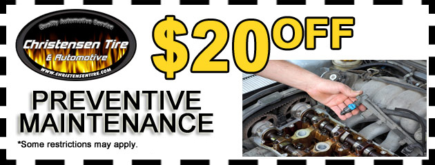 $20 Off Maintenance