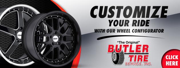 Visit Our Wheel Configurator