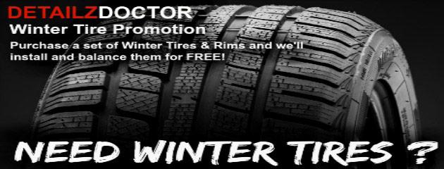 Need Winter Tires