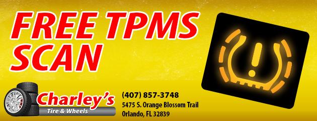 free tpms scan