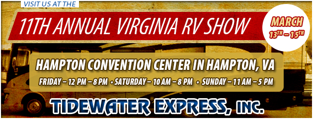 11th Annual Virginia RV Show
