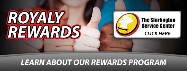 Royalty Rewards Program