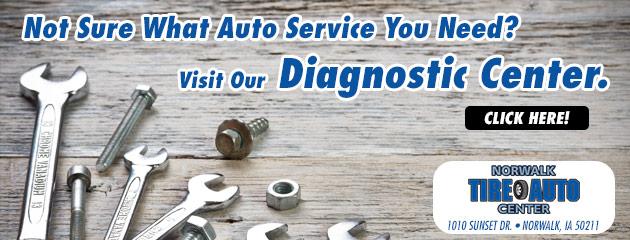 Visit Our Diagnostic Center.