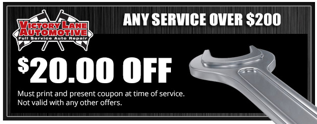 $20 OFF ANY SERVICE OVER $200!