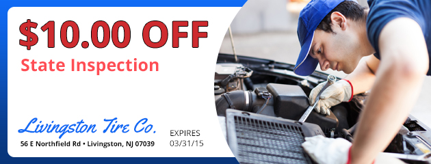 State Inspection $10.00 Off