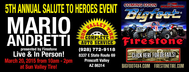 Salute To Heroes Event