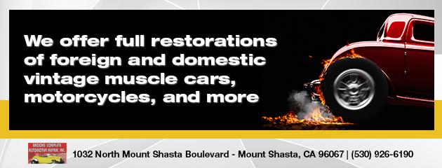 Auto Restoration Service