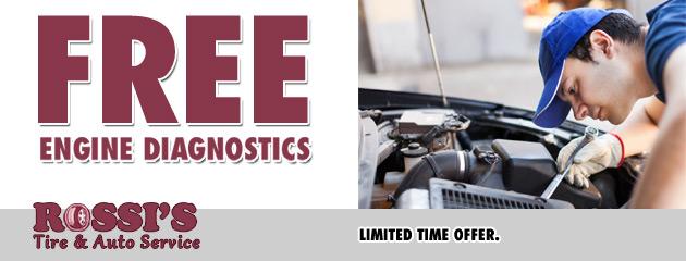 Free Engine Diagnoistics