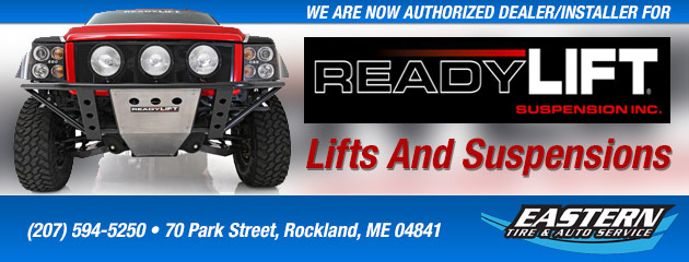 We are authorized dealer/installer of ReadyLift Suspension Inc