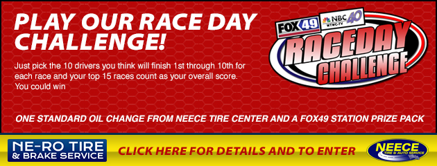 PLAY OUR RACE DAY CHALLENGE!