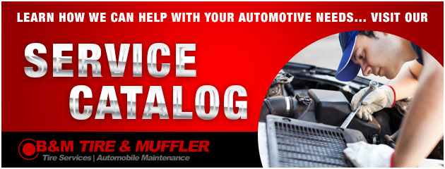 Learn More With Our Service Catalog