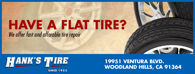 Have A Flat Tire?