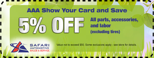 AAA Show Your Card and Save