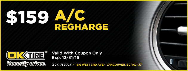 AC Recharge $159.00