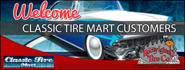 Welcome Classic Tire Mart Customers