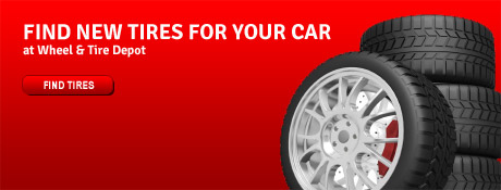 Find New Tires For Your Car