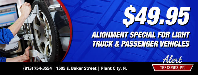 $49.95 Alignment Special