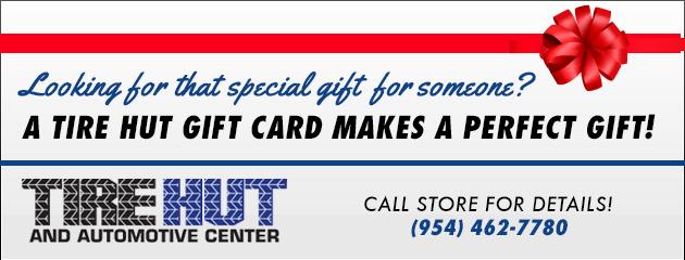 Tire Hut Gift Card