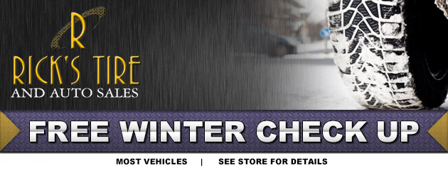Free Winter Check Up
