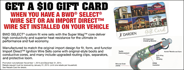 BWD Promotion