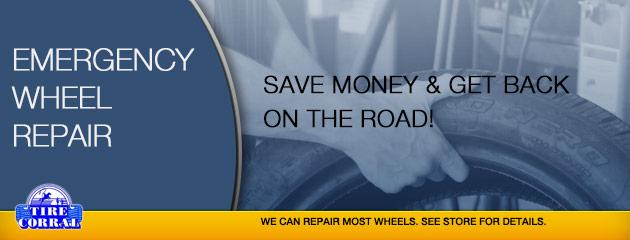 Emergency Wheel Repair