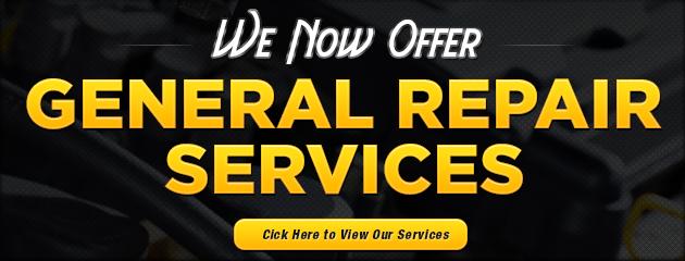 General Service Repair