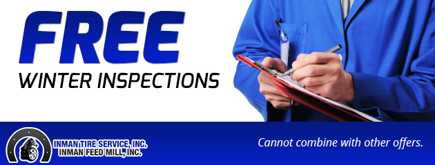 Free Winter Inspections