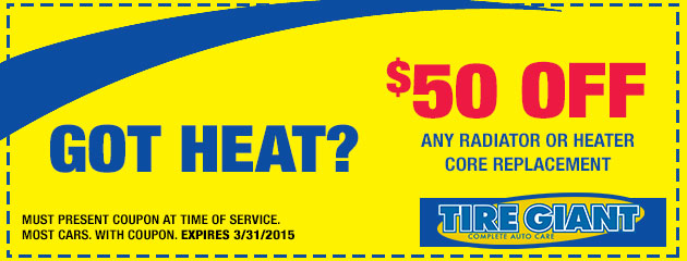 Heating System Special!