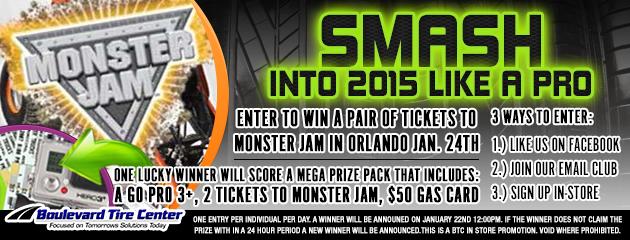 Monster Jam Event Special!