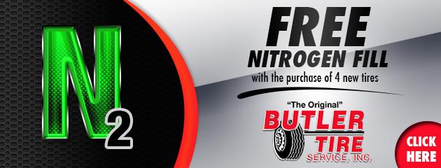 Free Nitrogen Fill