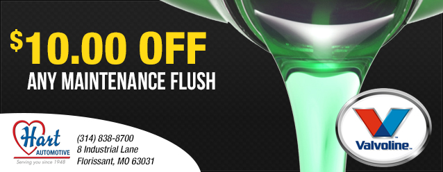 $10 Off Any Maintenance Flush