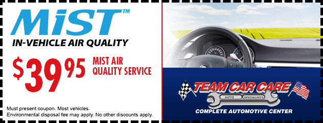 MIST Air Quality Service
