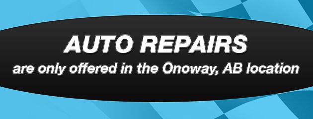 Auto Repairs Location