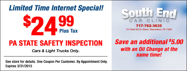 Inspection Special