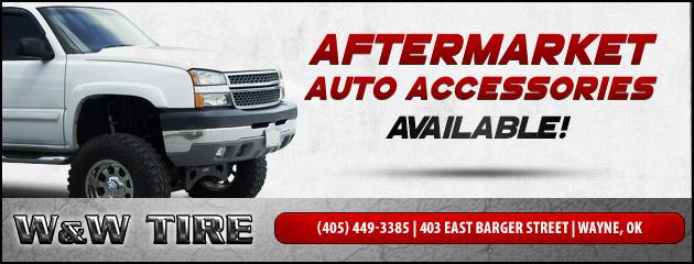 Aftermarket Auto Accessories